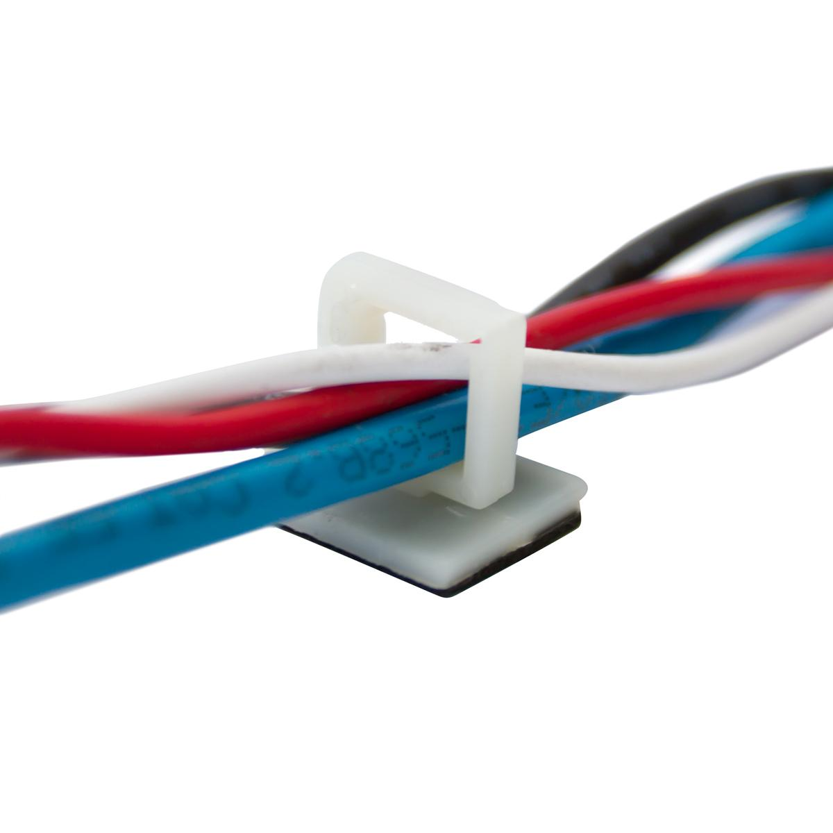 Cord Saddle Large6pk Smart Home Products Wiring Electrical