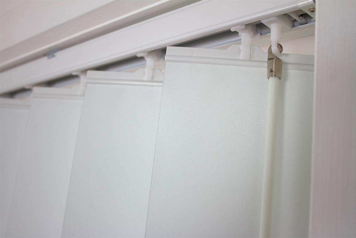 Vertical Blind 127mm White