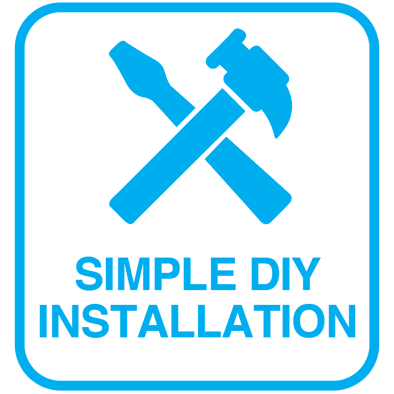 Easy DIY Installation