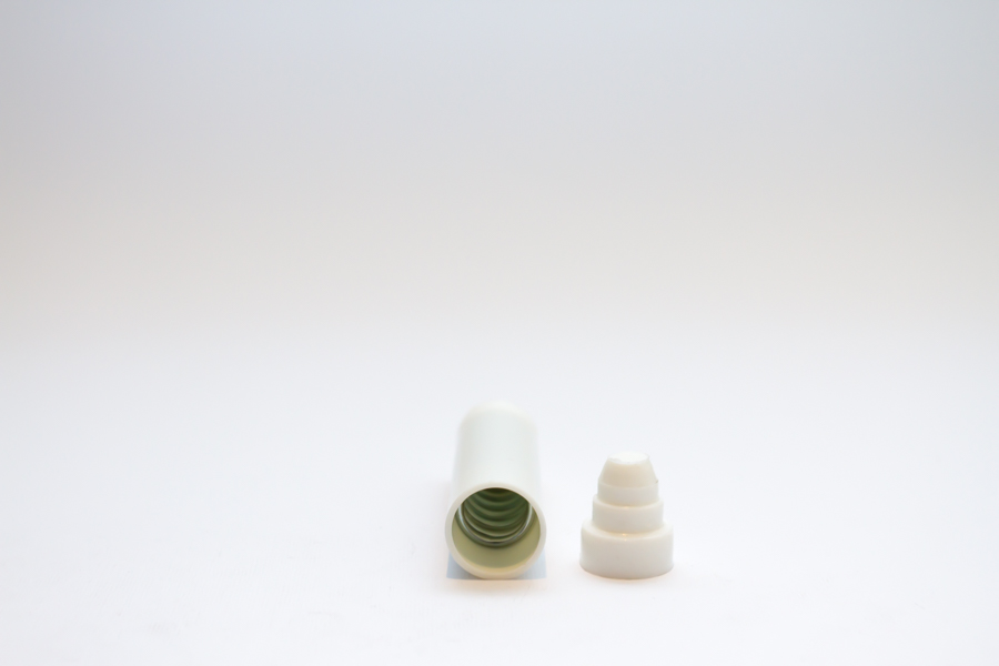 Spring Fit 16mm Rod End White