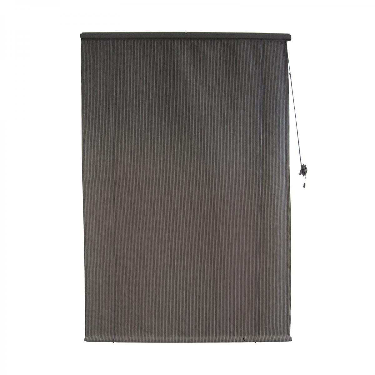 <b>Shadecloth Roll Up Blind</p><p></b>Charcoal