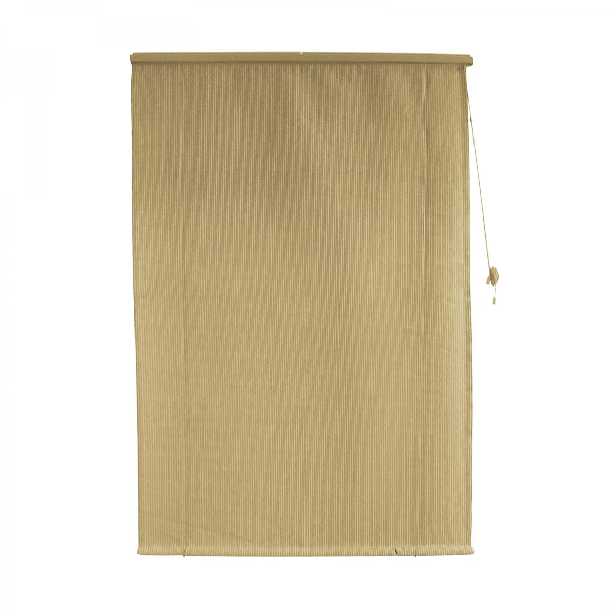<b>Shadecloth Roll Up Blind </b><p> Northern Sands