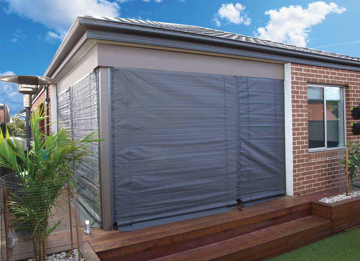 Shade Screen Smart Home Products